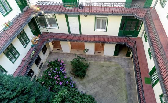 Artist in residence-Aufenthalt Budapest