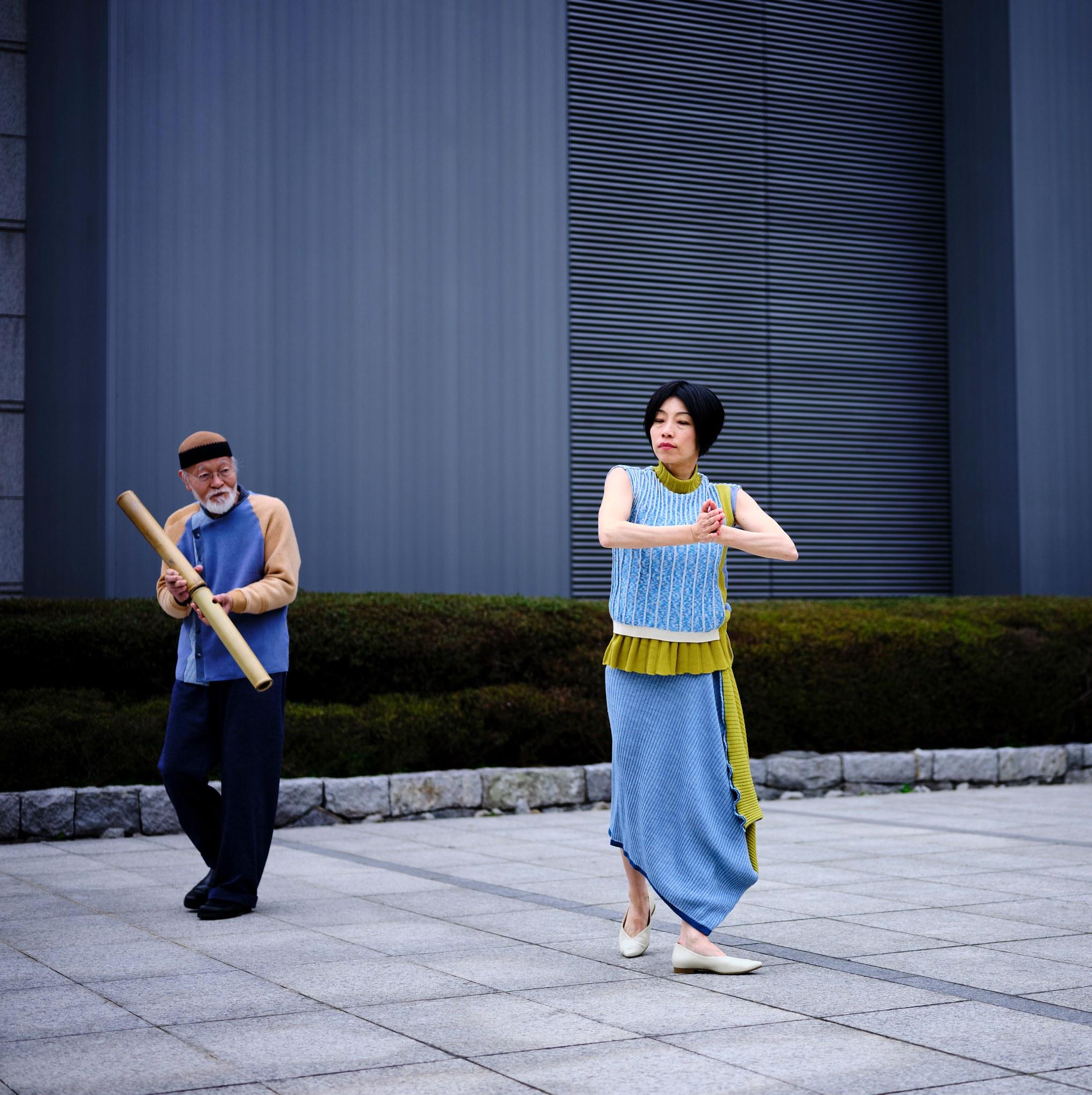 Akio Suzuki u Hiromi Miyakita © Naoki MIYASHITA_MOT5
