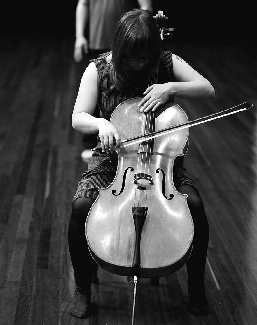 Portrait Judith Hamann © Karen Milling