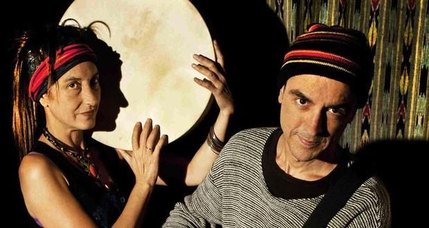 Kristi Stassinopoulou und Stathis Kalyviotis © jazzit, Foto: Judith Burows