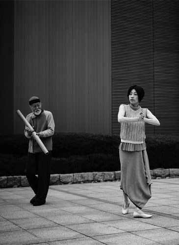 Akio Suzuki & Hiromi Miyakita