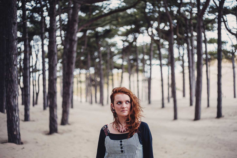 Hannah James © photo: Elly Lucas
