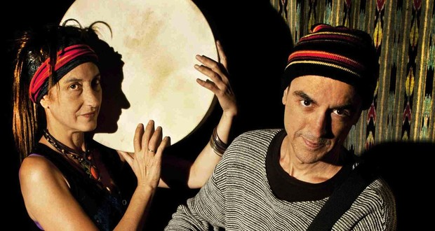 Kristi Stassinopoulou und Stathis Kalyviotis © jazzit, Photo: Judith Burows