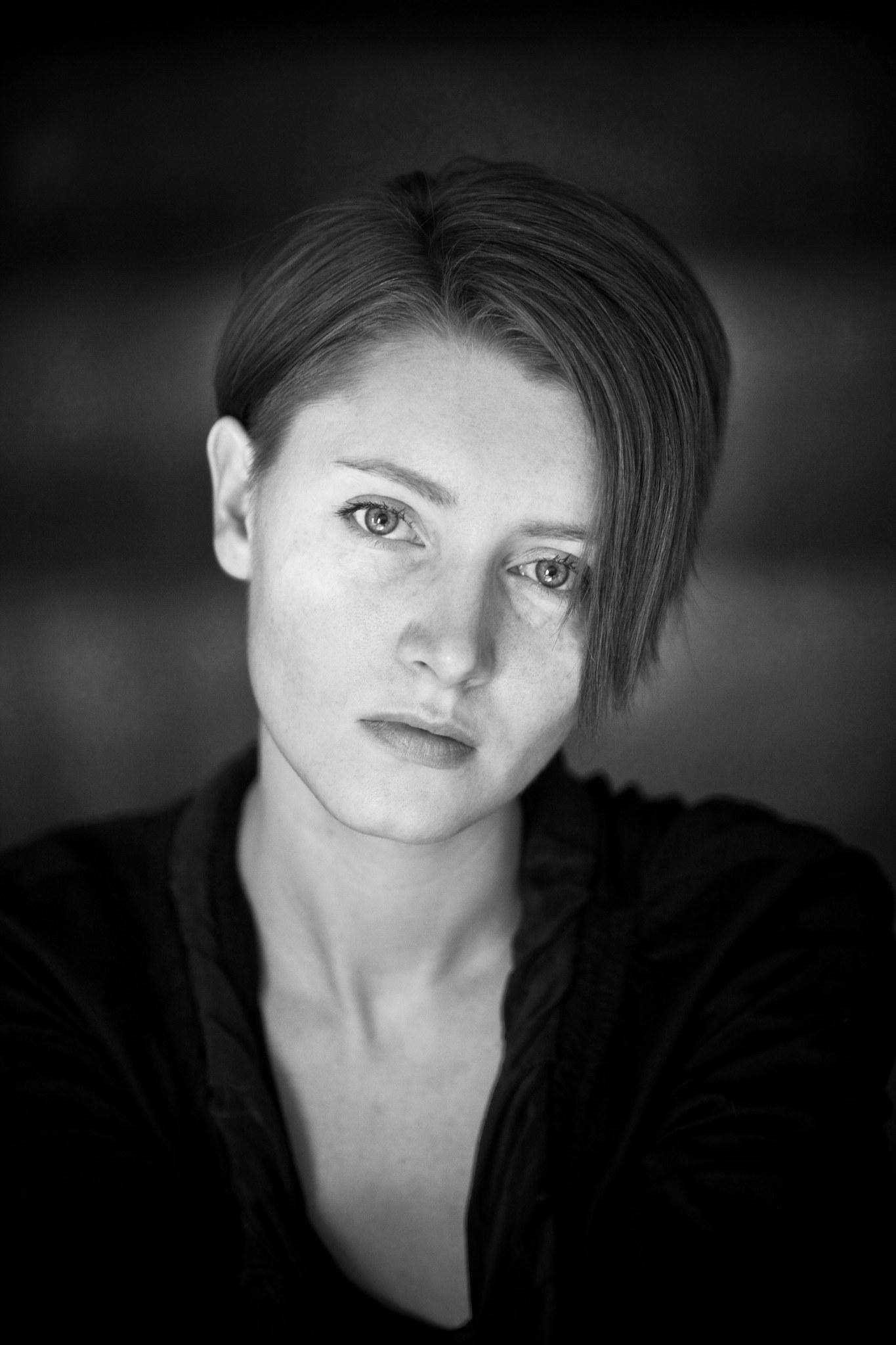 Portrait Ksenia Yurkova © Ksenia Yurkova, Foto: Julia Lisnyak