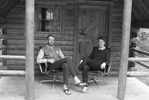 Tim Parsons & Jessica Charlesworth © Parsons & Charlesworth